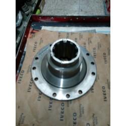 Flangia di uscita Cambio Fuller Iveco 8123476 12 fori diametro 10 mm