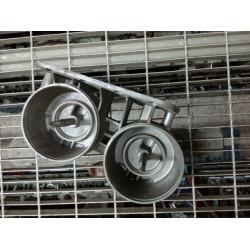 Supporto filtro olio riferimento Fiat 4531743 x veicoli Iveco 690/1/3