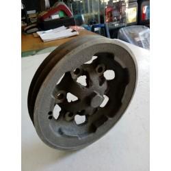 Puleggia impianto ventilatore marca Iveco n. 4652683 x Fiat 180NC