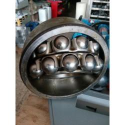 Cuscinetto SKF 2316 K a doppia corona di sfere oscillante conico
