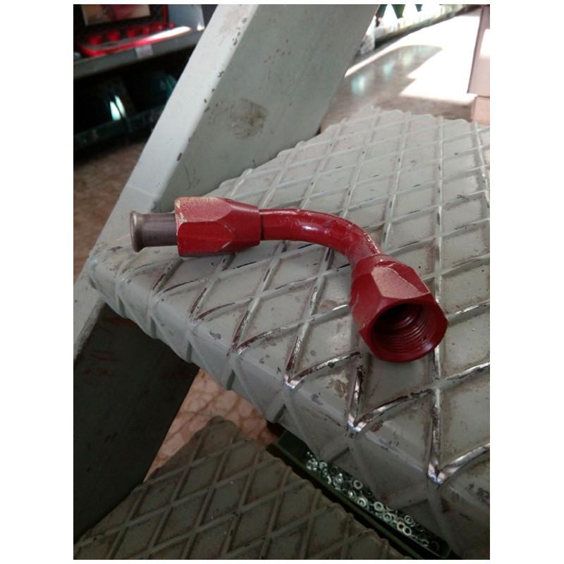Tubo servosterzo rigido Fiat 4687890 x Fiat 180NC