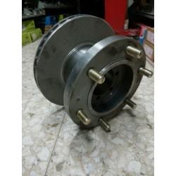 Kit disco freno anteriore Errevi 713451 x Iveco