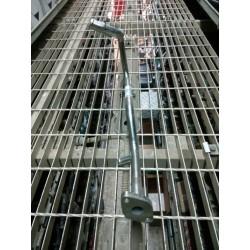 Tubo acqua raffreddamento Errevi 711538 x Iveco Daily Turbo