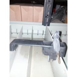 Maniglia Apriporta posteriore con chiave Miraglio 80/331 x Iveco Daily, OM