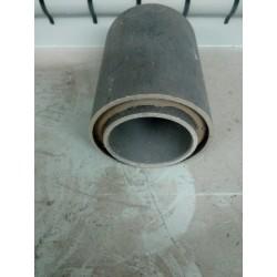 Boccola elastica conica Errevi 730126 x sospensioni rimorchi Adige