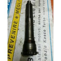 """Albero Frizione 1"""" 1/4 Fiat n. 7980743,  x veicoli Fiat 170.33, Fiat 190.30.33"""