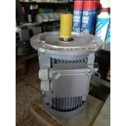Motore elettrico marcato CHIARAVALLI Trifase Hp 10 B 5, Giri 1400, Alta Efficienza E2