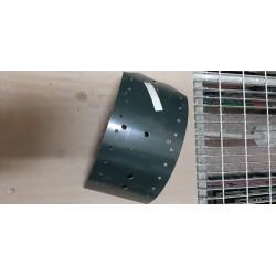 Ganasce freno nuda Errevi 718543 x assale BPW 12 Ton Serie H, R