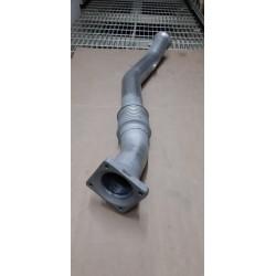 Tubo scarico collettore anteriore flangiato Fiat 98454711 x Iveco