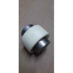 Giunto dentato Pirelli D55C costituito da 2 mozzi in acciaio
