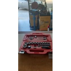 Serie chiavi a bussola Usag art. 601 1/2 J 22