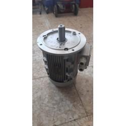 Motore elettrico Chiaravalli Trifase HP 7,5 B5 2P