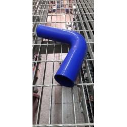Manicotto a gomito in silicone Lema 4001.48 x passaggio acqua