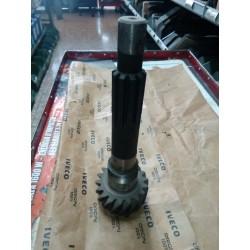 Albero Frizione Z18 Foro: 44,5 mm. Riferimento Iveco n. 8520507