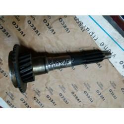Albero Frizione Z20 riferimento Iveco n. 8558773
